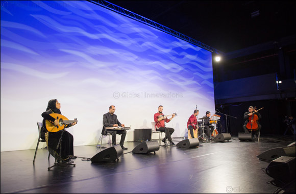 Inaugural Literature and Music Festival Opens In Abu Dhabi