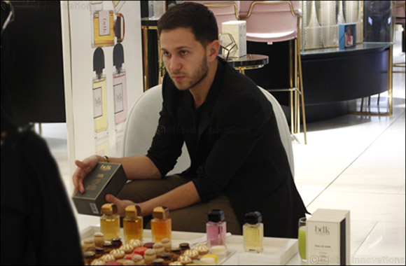 A Chat With Mr. David Benedek, the man behind BDK Perfumes.