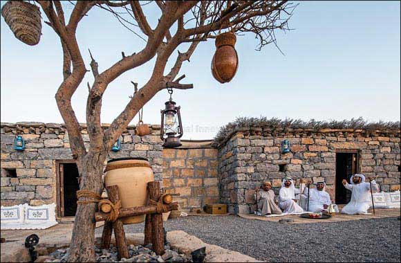 Time stands still as Heritage Village showcases Emirati culture