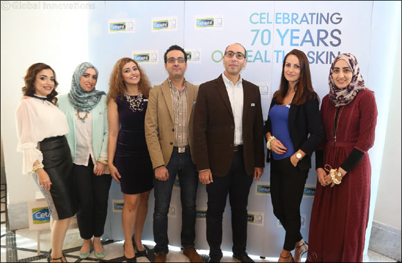 Cetaphil celebrates 70 years of healthy skin in Middle East'