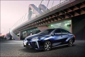 Toyota Aims for Sales of More Than 5.5 Million Electrified Vehicles Including 1 Million Zero-Emissio ...