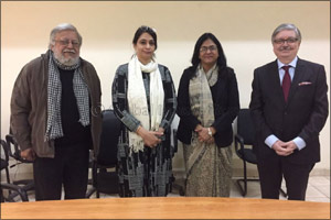 Skyline Signed MoU with Jaipuria Institute Management