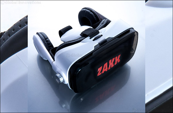 ZAKK unveils Orbit Virtual Reality headset