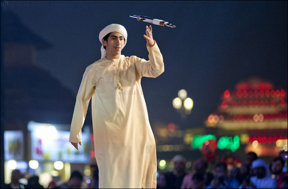 Thrills and spills in third episode of AED 1 million Fazza Championship for Youlah