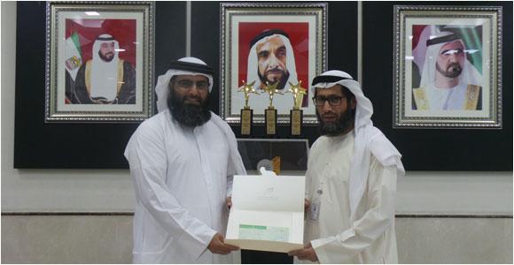 Awqaf and Minors Affairs Foundation Donates AED500,000 to Dubai Health Authority