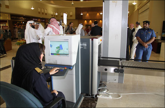 Dubai Customs passenger operations geared up to handle  busy New Year's festive season