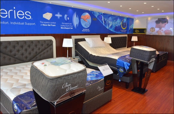 Sign up to a better night sleep with Serta during Dubai Shopping Festival