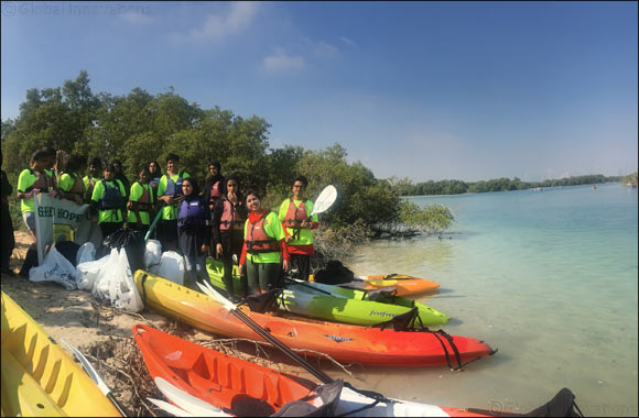 Green Hope ushers in 2018 with a Mangrove Conservation Campaign