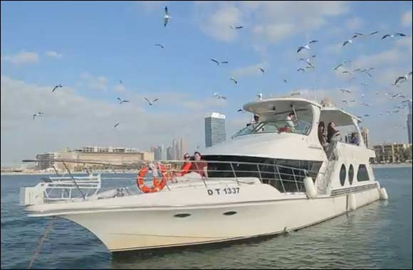 Introducing the New and Exclusive 'Sharing Yacht' Concept in Dubai Marina