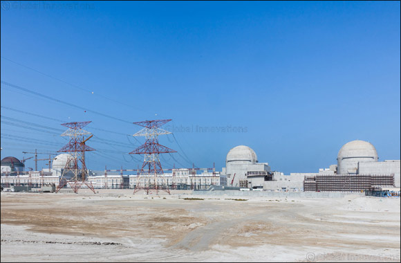 ENEC Achieves Significant Construction Milestones in Development of Barakah Nuclear Energy Plant