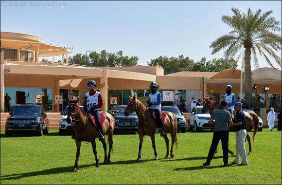 Al Tayer Motors Marks 7th Association with Gamilati Endurance Cup for Mares