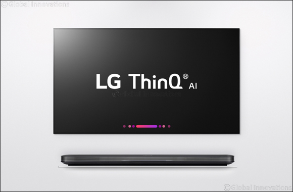 LG Lays Groundwork for TV of Tomorrow With Thinq® and Α (Alpha) Processor