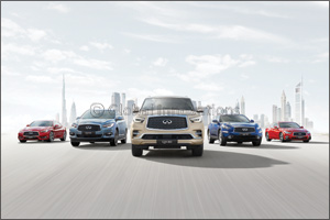 �Let The Numbers Do The Talking' � At INFINITI of Arabian Automobiles, you save 20% down payment and ...