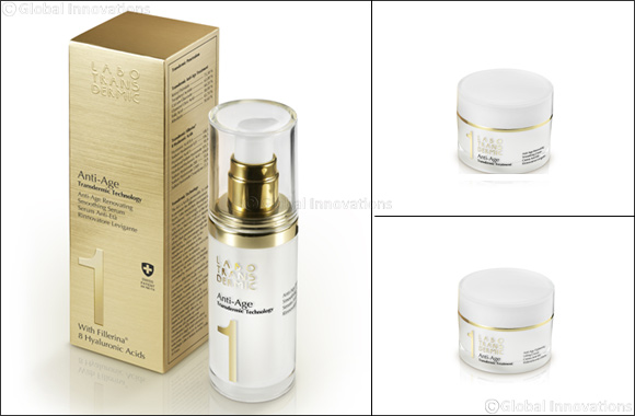 New Year, New Skin with the Labo Transdermic Anti-Aging Range