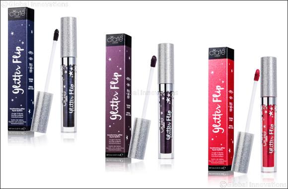 Transform Your Lips With Glitter Flip Liquid Lipsticks from Ciaté London