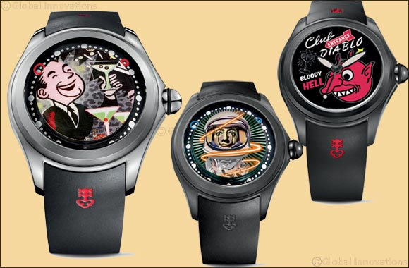 Corum Bubble Art For Those Who Appreciate A Work Of Art