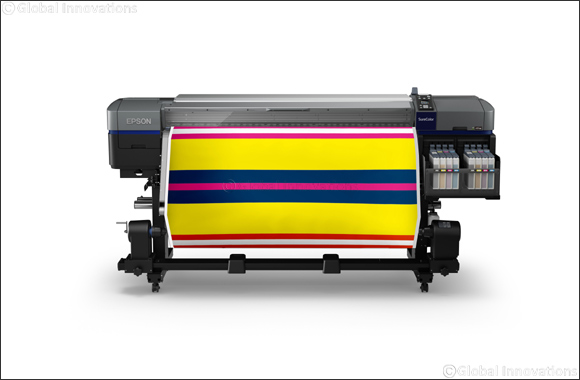 Epson to highlight innovations in large format printing at SGI Middle East 2018
