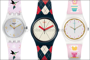 Garden Party Style and Cult Classics: Swatch Launches  Spring-summer 2018 Collection