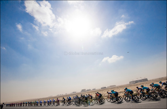 Dubai Tour team line-up announced: 16 teams of seven riders at the start