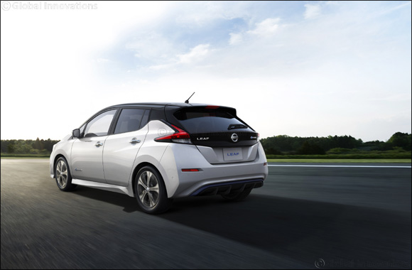 Nissan reaffirms importance of electrification at  World Future Energy Summit