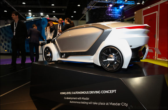 Masdar City to test latest concepts in autonomous vehicles