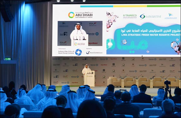 Abu Dhabi Unveils World's Largest Man-made Desalinated Water Reserve