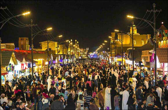 Global Village attracts more than 2.4 million guests in the first two months of Season 22 with 9/10 Happiness score