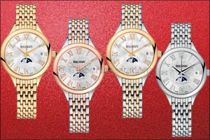 The Balmain de Balmain Moon Phase Collection - loves personalisation to the moon and back