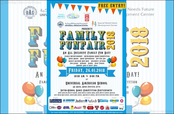 """12th Edition of SNF's Family Fun Fair"""