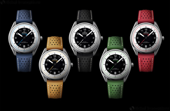 Seamaster Olympic Games Collection