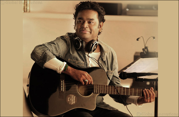 Win a Chance to See the Legend AR Rahman in Concert with du Caller Tune Services