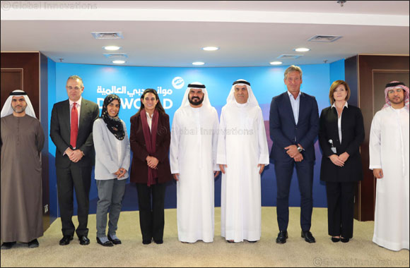 Emirates Maritime Arbitration Centre meets with DP World to explore collaboration