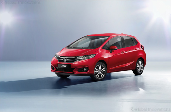 Al-Futtaim Honda launches all-new 2018 Honda Jazz