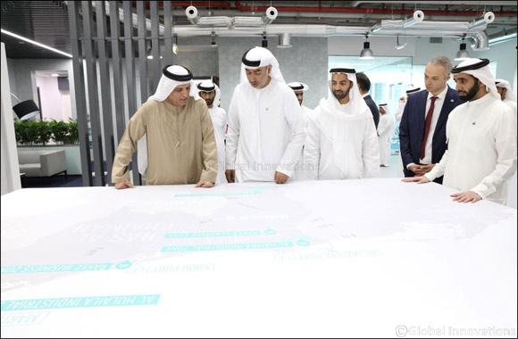 Ras Al Khaimah Ruler tours RAKEZ premises