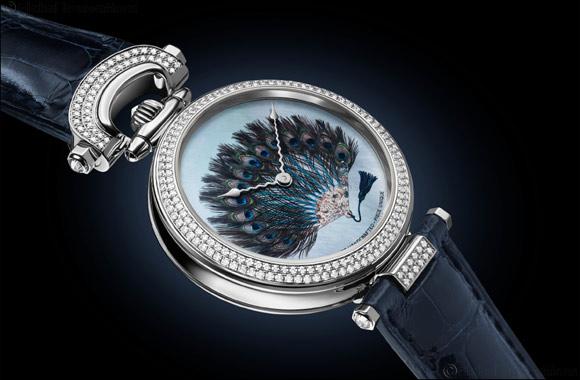 Bovet presents 2018 new timepieces at Bovet Salon in Geneva