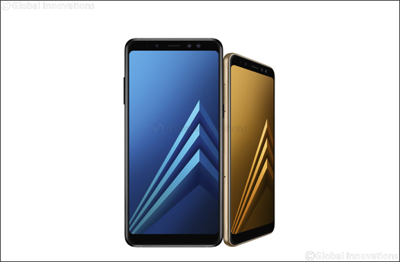 How Samsung's Flagship Galaxy A8 Blends Design with Experience