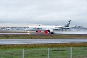 A350-1000 begins Demonstration Tour in the Middle-East and Asia-Pacific
