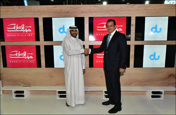 du Announces Revamp of FM Transmission Platform Provided to Dubai Media Incorporated