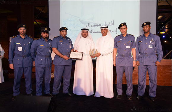 Passenger Operations Department at Dubai Customs awards its distinctive employees