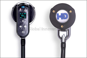 HD Medical Debuts HD Steth� Smart Stethoscope  At Arab Health