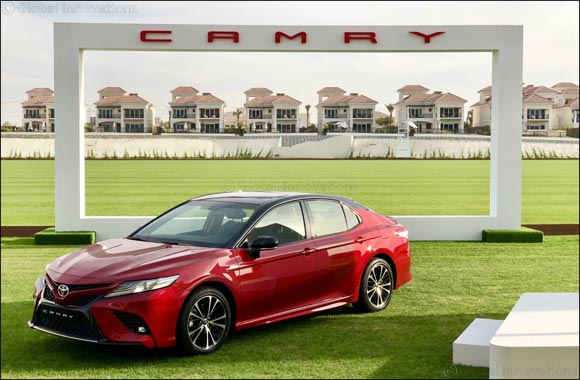 All-new Toyota Camry 2018 brings Unprecedented Change to the way it looks and drives