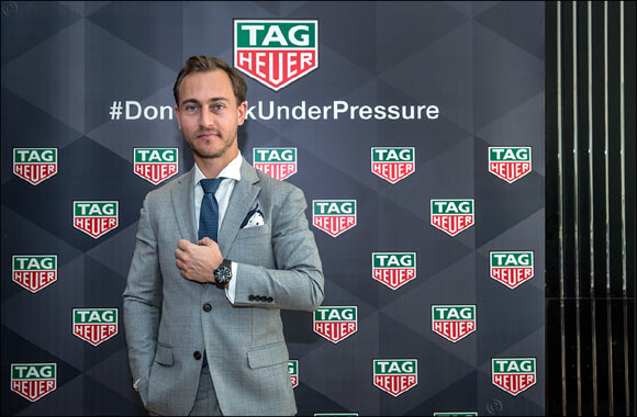 #DontCrackUnderPressure Ironman 2018 Challenge With Arab Watch Guide