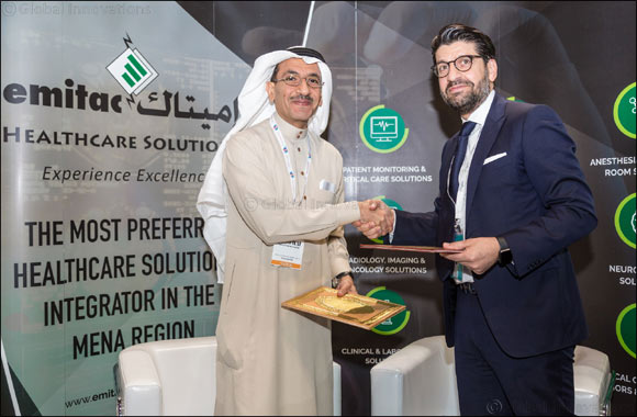 Emitac brings world's best med-tech solutions to DSO's first hospital project - Fakeeh University Hospital