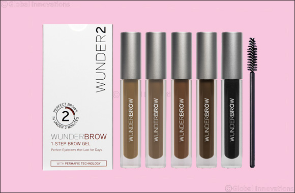 WUNDERBROW creating brilliant, bold and beautiful brows