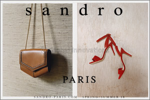 Sandro Homme Collection