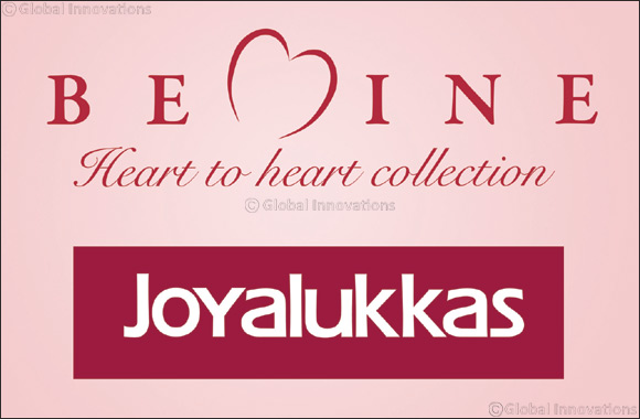 Joyalukkas offers limited edition Be Mine diamond jewellery collection to celebrate Valentine's Day