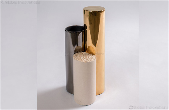 Artistic Vases that Define the UAE's Three Distinct Stages of Development now on Tour around Region