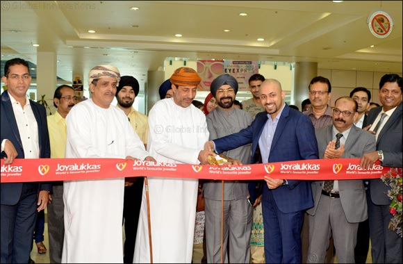 Joyalukkas Showroom Bow Open in Salalah, Oman