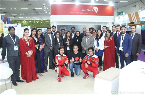 Abu Dhabi Concludes Successful Participation at the SATTE Exhibition, South Asia's Leading Travel Forum