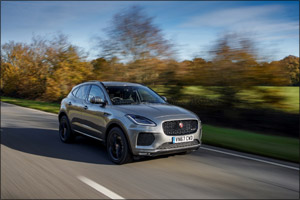 Jaguar Land Rover Ingenium Petrol Engine Named Top 10 in the World
